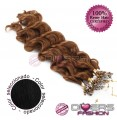 Extensiones anillas Easy / Micro LOOP - GRAPA Pelo Rizado