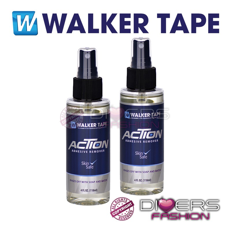 DISOLVENTE PARA ADHESIVOS ACTION WALKER TAPE