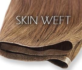 Extensiones adhesivas SKIN WEFT