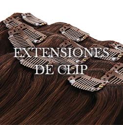 Extensiones de pelo De clip