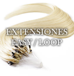 Extensiones de pelo Anillas Easy Loop