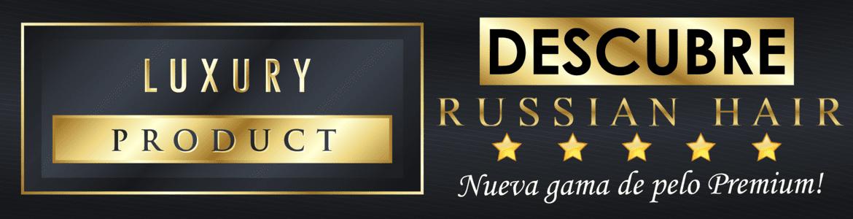 Russian Hair - Diversfashion, extensiones de pelo 100% natural